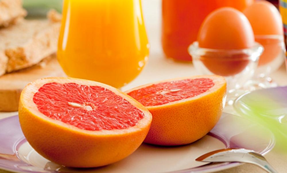 Диета яично-грейпфрутовая. Так питалась сама железная Маргарет!