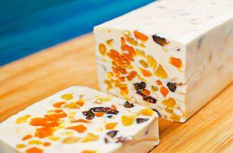 Только полезные десерты — Творожные роллы с сухофруктами