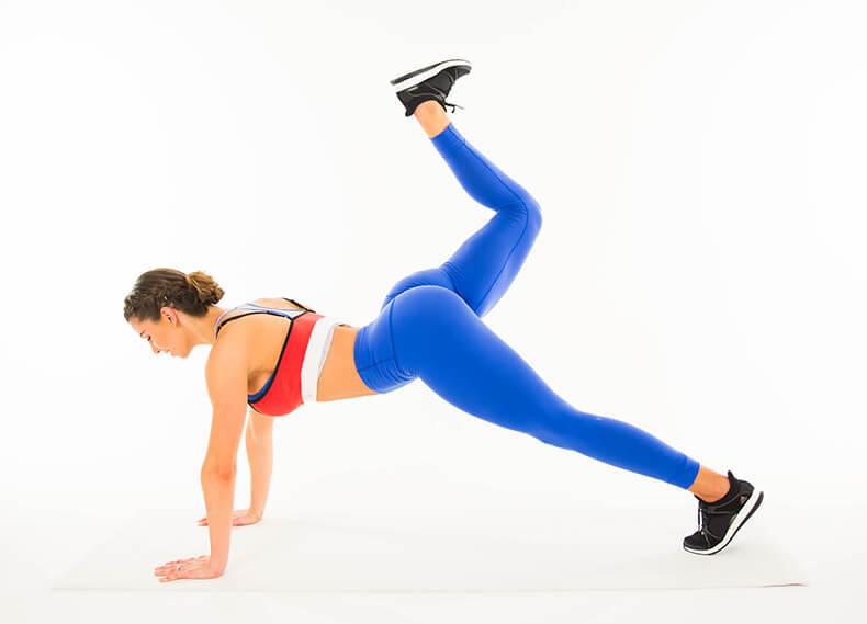 Упражнения для увеличения ягодиц